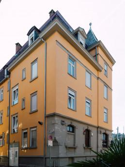 Esslingen Haus Seitenansicht 2