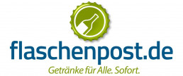 flaschenpost.de Logo breit