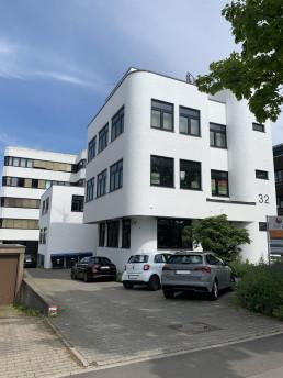 Friedrich List Straße Front