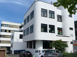 Friedrich List Straße Frontansicht