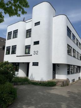 Friedrich List Straße Seitenansicht