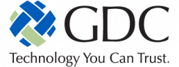 Global Data Consultants - GDC Logo Breit