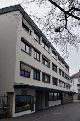 Heilbronn Titotstraße 14 Seitenansicht
