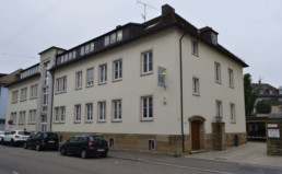 Heilbronn Titotstrasse 8 Aussenansicht Titel