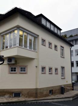 Heilbronn Titotstraße 8 Haus Einfahrt