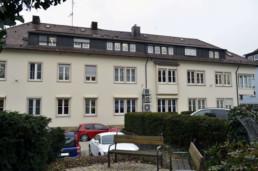 Heilbronn Titotstraße 8 Hinterhof
