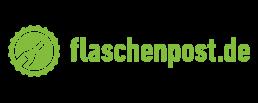 Flaschenpost Logo Breitbild