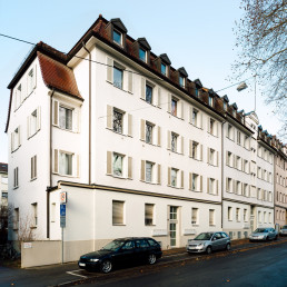 Stuttgart Rosensteinstraße